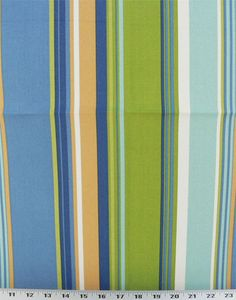 Westport Stripe Opal - Indoor / Outdoor | Online Discount Drapery Fabrics and Upholstery Fabric Superstore!