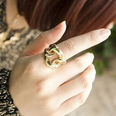 Continuum Ring (Gold), S$ 9, from fourtwelve.com.sg