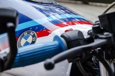 Cafe Racer BMW K100 RS 1986