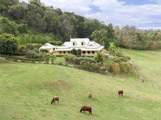 country homes. country homes. country Home Houses Country Style Homes, Country Life, Country Living, House In The Country, Country Farm, Farmhouse Style, Villas, My Dream Home, Dream Homes