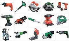 Most men find that once they have got used to a few tools, it becomes more important to buy specific ones for every project. Power Tools, Home Appliances, Projects, Pictures, Industrial, Future, House, Men, Image