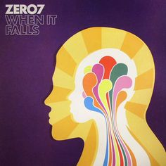 Zero 7 When It Falls Vinyl Originally issued in this second full-length effort by U. down beat production duo Zero 7 measures up to their Zero 7, Playlists, Lp Vinyl, Vinyl Records, Vinyl Art, Music Love, My Music, Morning Songs, Trip Hop