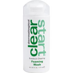 Gotta have this: Dermalogica Clear Start Breakout Clearing Foaming Wash Orange Peel Skin, Clear Skin Overnight, Clear Pores, Dermalogica, Salicylic Acid, Face Cleanser, Skin Treatments, Acne Treatment, Anti Aging Skin Care