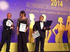 Officine Gourmet Giulia Cannada Bartoli: Roma 29 maggio: Breaking News, trionfo Luigi Reale oscar del vino Getis rosato 2012..