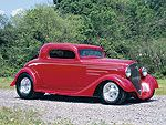 1935 Chevy Three Window Coupe - Hot Rod Network