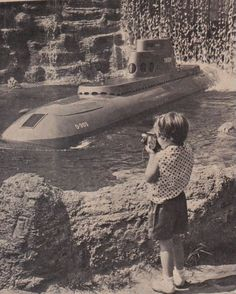Pictures A tribute to the vintage Submarine Voyage (images and video)