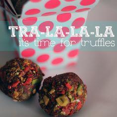 Raw Cacao Truffle Recipe