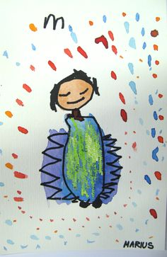 Angel. Child - 4- with Britta Johanson