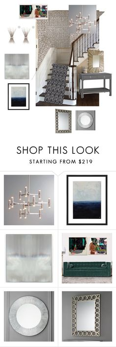 """""""KW - bungalow, global, hippie"""" by ellie-mroz on Polyvore featuring interior, interiors, interior design, home, home decor, interior decorating, Global Views and Benson-Cobb Studios"""