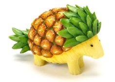 or cool fruit animals that you