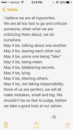 I think one of my old friends should read this.