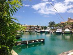 Port St Charles Marina Barbados