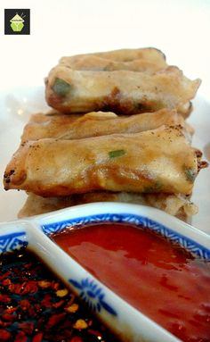 Chinese Spring Rolls - Great authentic taste and easy to follow instructions. #chinese #springrolls