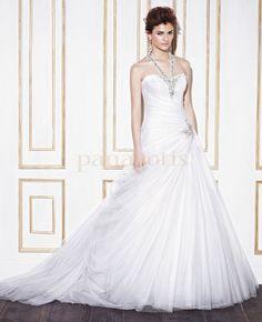 GLENWOOD 2014 brudekjole fra Panayotis — Panayotis — Nordens største udvalg af brudekjoler, konfirmationskjoler, festkjoler og gallakjoler på nettet