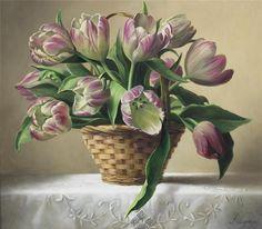 Pieter Wagemans Still Life Paintings  via nikole-t.livejournal.com