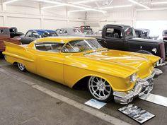 1957 Caddy.
