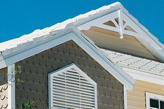 1000 images about gable pediments on pinterest products for Exterior pediments