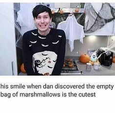 Phil doing anything is the cutest