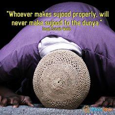 Note to self: make sujood properly! ❤️ #Sujood #Faith #Islam