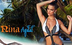 Nina Agdal HD Wallpaper