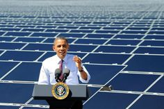 White House announced a plan to bring solar panels to inner-city neighborhoods: http://slate.me/1IIkgxO