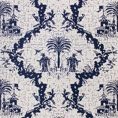 Scalamandre Wallpaper WP8981A-003 Chinese Gator China Blue https://www.insidestores.com/products/iw-984627-wp8981a-003-chinese-gator-china-blue-by-scalamandre