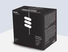 Stephanie Laprade - Graphic Design Portfolio - Light Bulb package design
