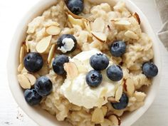 Out-of-This-World Oatmeal Recipes | Go beyond the usual brown sugar to create breakfast bowls worth rising and shining for.