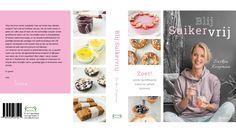 Inkijkexemplaar van het kookboek Zoet! inclusief 4 recepten!