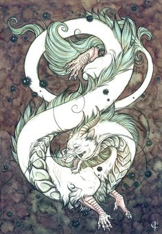 Ko Haku River Spirit by TheFlyingViper on DeviantArt