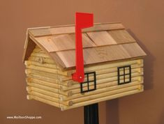 Since The Mailbox Shoppe has been a leading supplier of residential mailboxes. Large selection of post mount mailboxes Residential Mailboxes, Unique Mailboxes, Cedar Shakes, Wooden Posts, Mounted Mailbox, Wood Logs, Garden Projects, Mailbox Ideas, Cabin