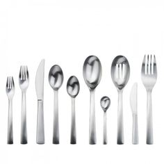 Carry On Flatware 45 piece set - Serving + Dining - Shop :: The Brooklyn Kitchen