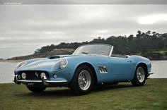 1961 Ferrari 250 GT California Image