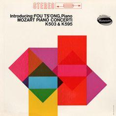de Harak Cover by Montague Projects (via Iconoclassic) #deHarak #MontagueProjects #geometric #color