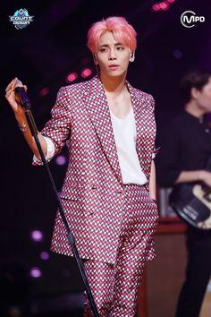 160616 #Jonghyun #SheIs #Orbit #MCountdown goodbye stage