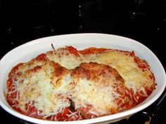 Cooking Tip of the Day: Recipe: Eggplant Parmigiano