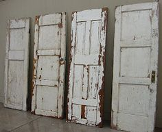 Vintage Doors - tables!!!