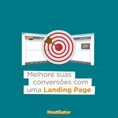 Saiba que elementos usar para criar uma #LandingPage no post que preparamos para você!