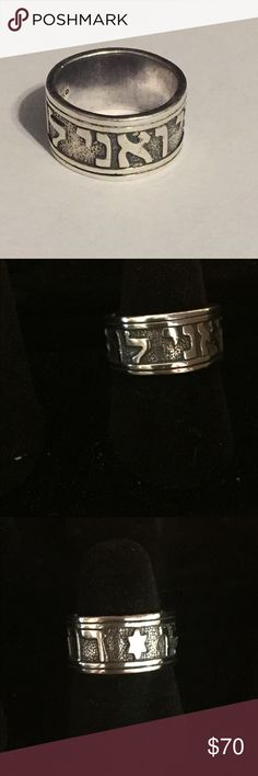 James Avery Song of Solomon ring size 6 Sterling. Normal wear. Strong stamp. Size 6. James Avery Jewelry Rings