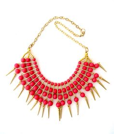 Loved it: Modish Look Pink Color Multi Strand Necklace, http://www.snapdeal.com/product/modish-look-pink-color-multi/1622323810