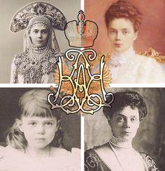 XENIA ALEXANDROVNA Soeur de Nicolas II - DONA RUSSIE