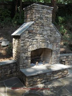 outdoor  fireplace hearth chimney fireplace fireplace fireplace fireplace #fireplace