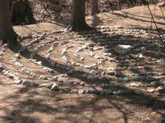 Waltham, MA labyrinth