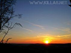 #Danzturm #Stadtwald #Iserlohn #Sonnenuntergang #Wald