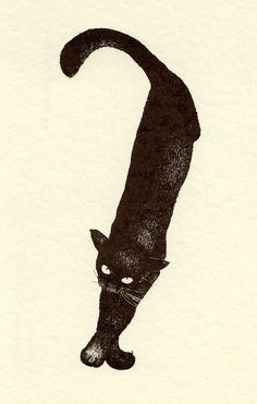 Tatiana Makeyeva, Black Cat