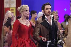 """Once Upon A Time """"Snow Drifts"""" S3EP21"""