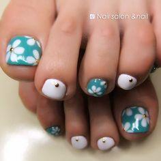 Art Nails – My hair and beauty Pretty Toe Nails, Cute Toe Nails, Fancy Nails, Toe Nail Art, Gorgeous Nails, My Nails, Stylish Nails, Trendy Nails, Toenail Art Designs