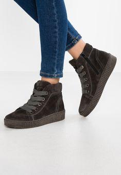 6cf7741d887c BASKET HEART VS VELVET - Sneakersy niskie - black gold