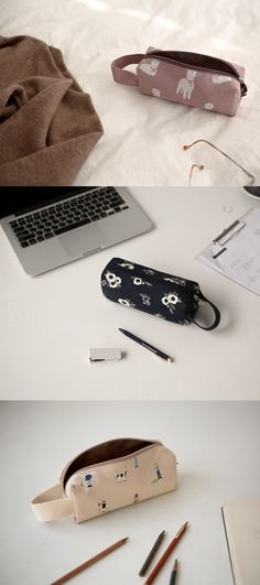 I never leave home without my the Dailylike Pattern Strap Pouch as they are super great at carrying a variety of my items! Due to their cute appearance and spacious compartment, I just adore carrying my items in this pouch!