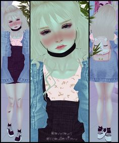 IMVU My account : S0oulless